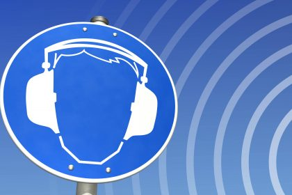Innovativen Gehörschutz