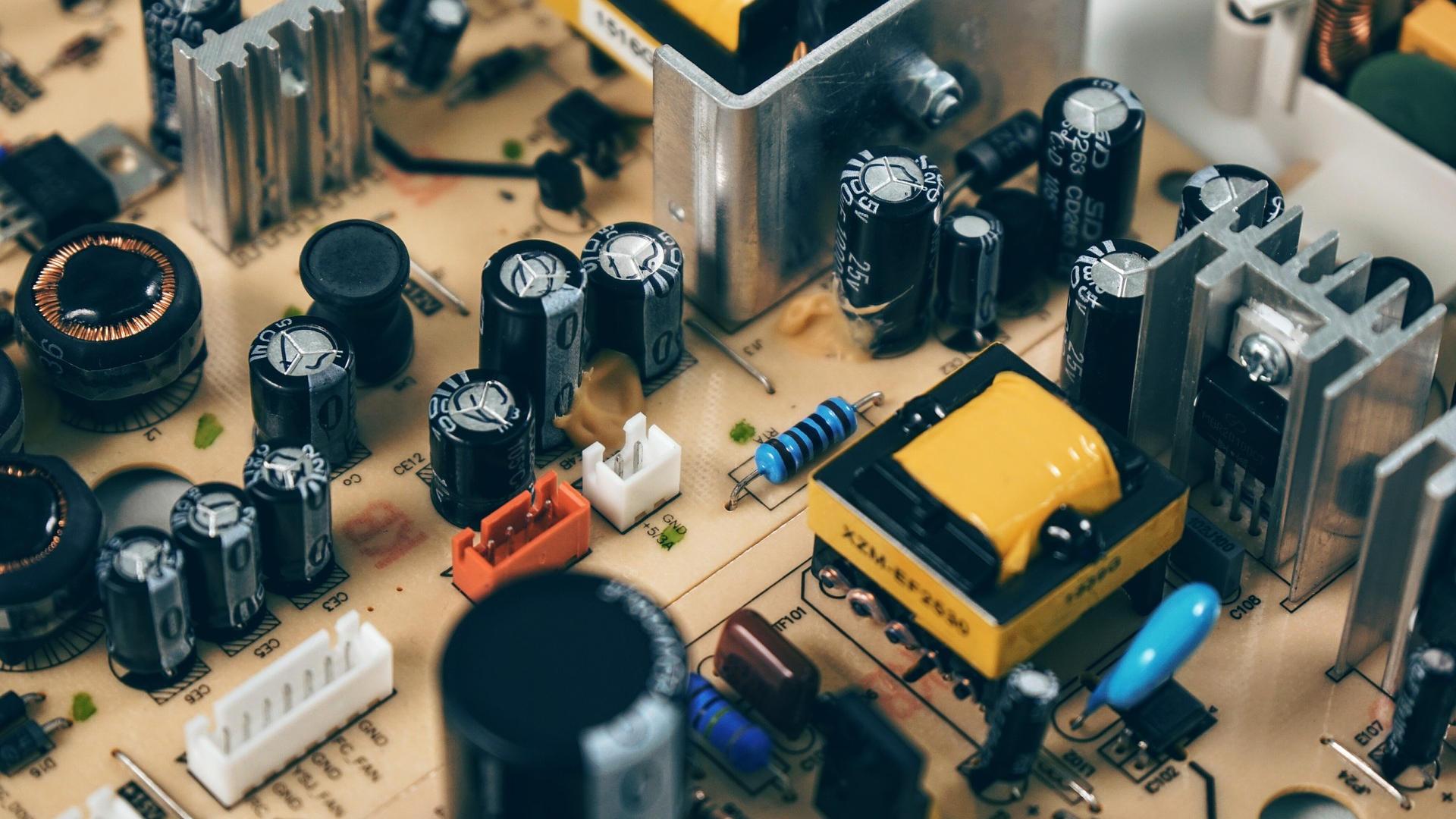 Schaltkreis CPU Platine Chip Elektroschrott RoHS WEEE